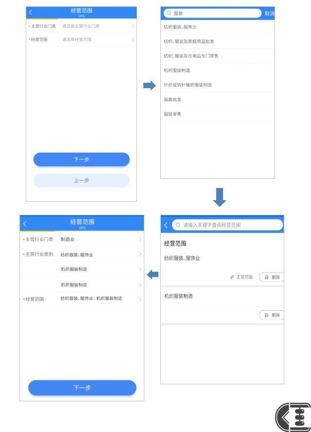 石家庄个体户营业执照网上申请新手指南